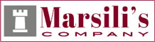 Terms and conditions to buy - Marsili's Company